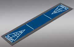 Shuffleboard - Single 8'9