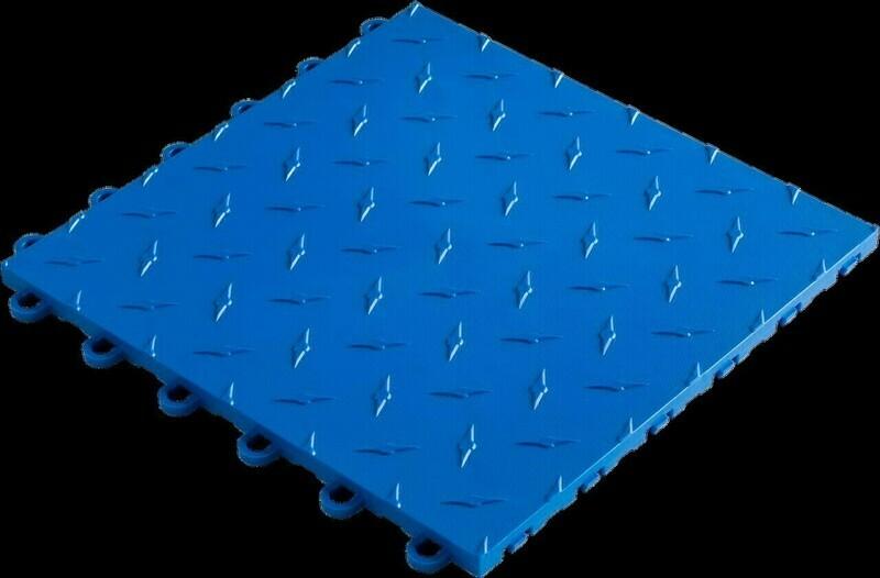 Speedway Tile Royal Blue 10 Pack