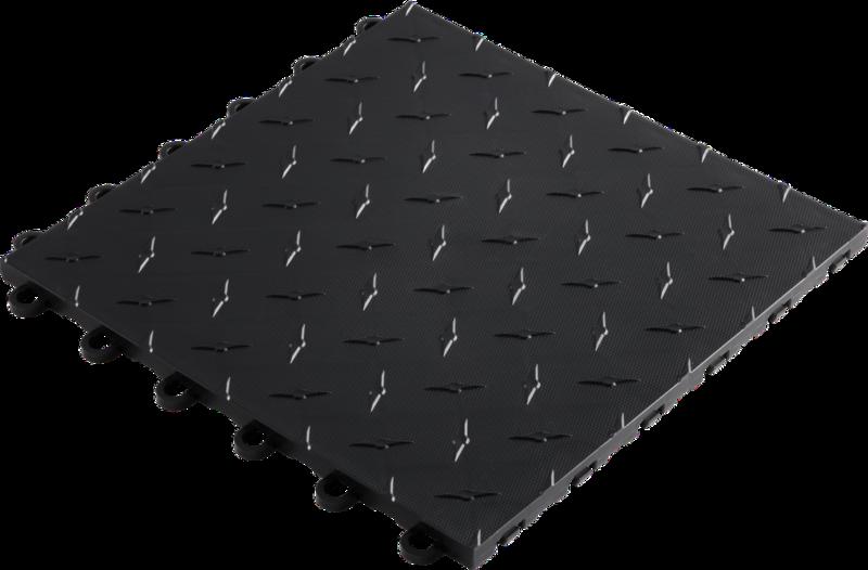 Speedway Tile Black 10 Pack