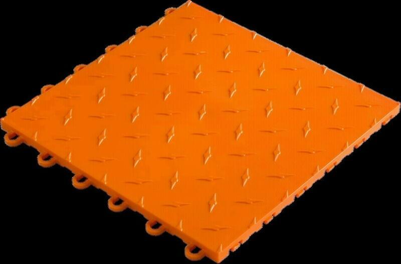 Speedway Tile Orange 50 Pack