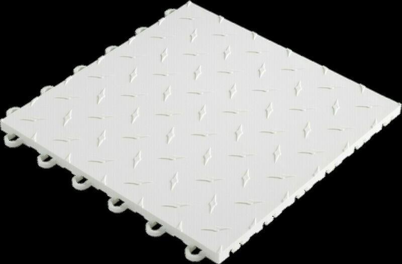 Speedway Tile White 50 Pack