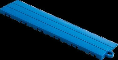 Speedway Tile Post Ramp Royal Blue 5 Pack