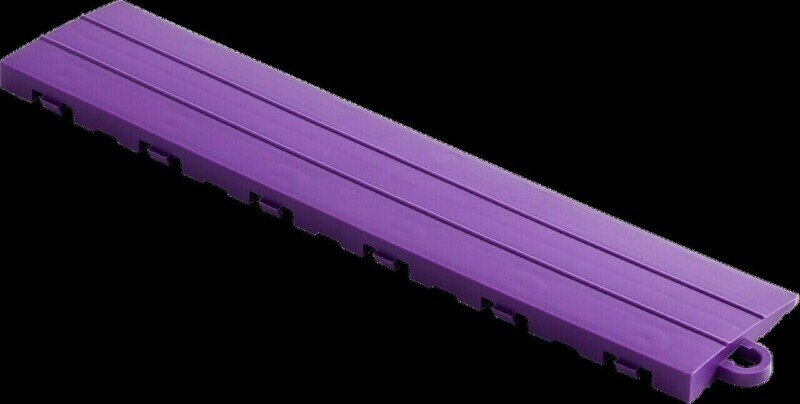 Speedway Tile Post Ramp Purple 5 Pack