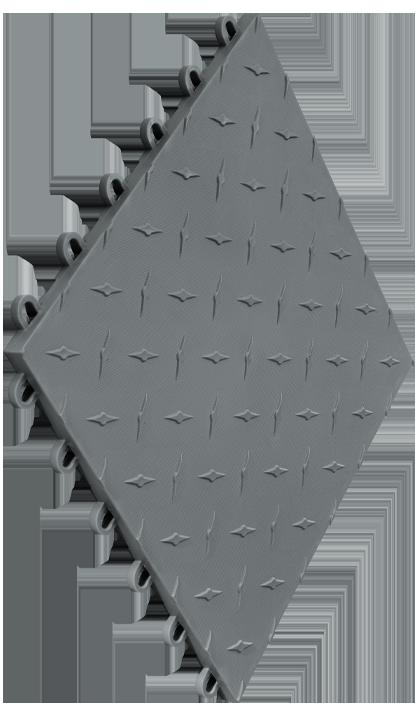 Speedway Tile Slate Grey  10 Pack