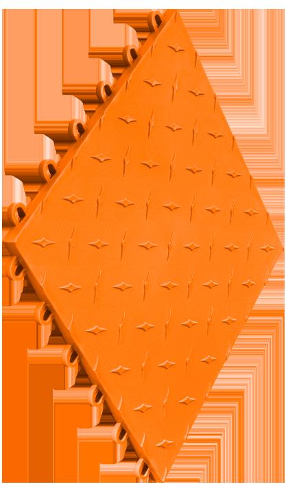 Speedway Tile Orange 10 Pack