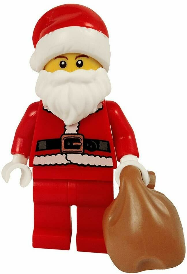 LEGO Surprise Santa