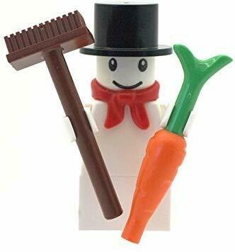 LEGO Surprise Snowman