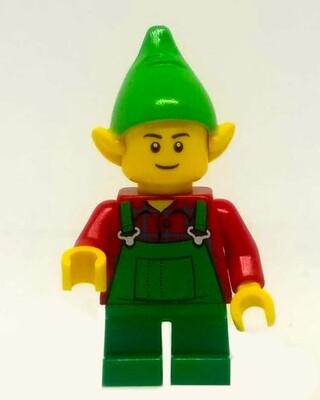 LEGO Surprise Workshop Elf