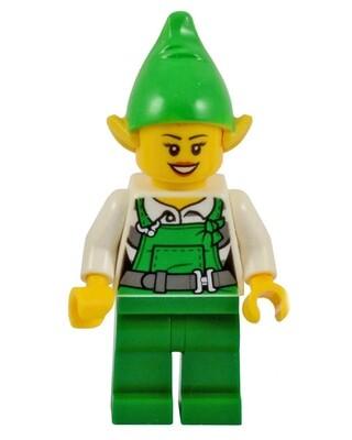 LEGO Surprise Head Worker Elf