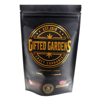 GIFTED GARDENS - Jealousy #5 ★★★★★