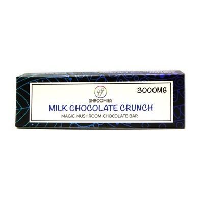 SHROOMIES - Milk Chocolate Crunch [3000mg]
