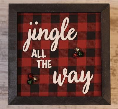 Jingle All The Way (Buffalo Plaid)