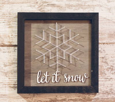 Small Let It Snow