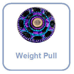 Weight Pull Rosettes