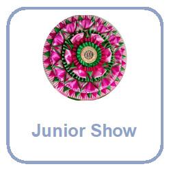 Junior Show Rosettes