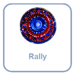 Rally Rosettes