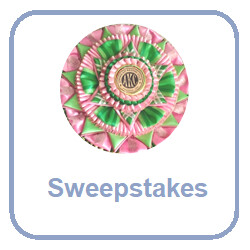 Sweepstakes Rosettes