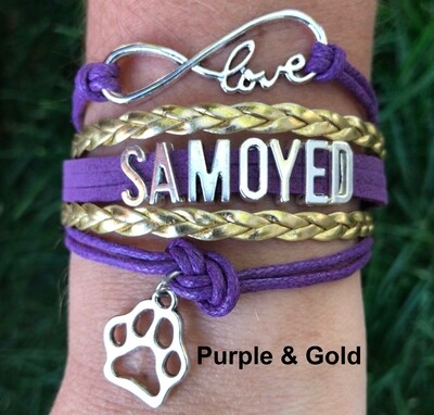 Samoyed Love Bracelet