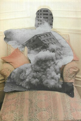 Collage - implode / forbode