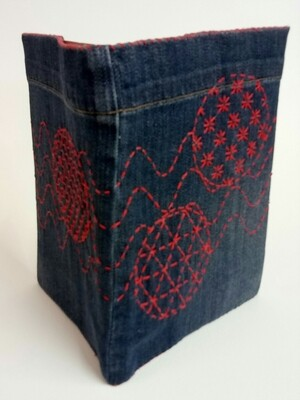 Sashiko Book Cover - 1-4pm Saturday 27th February
