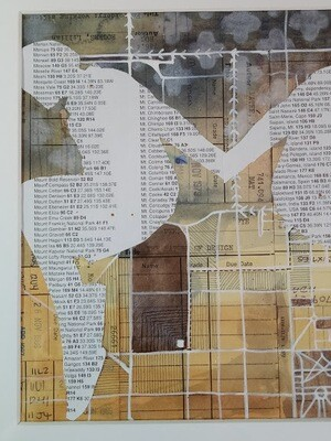 Mixed Media Collage - Sunday 11th April 10am to 12.30pm @ The Adelaide Remakery