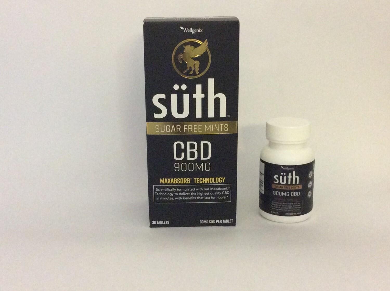Suth CBD 900mg Sugar free Mints!!!