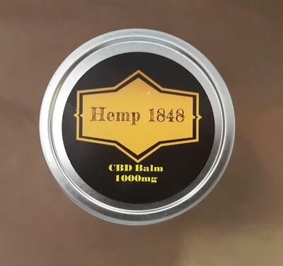 HEMP1848 4 oz CBD 1000 SALVE