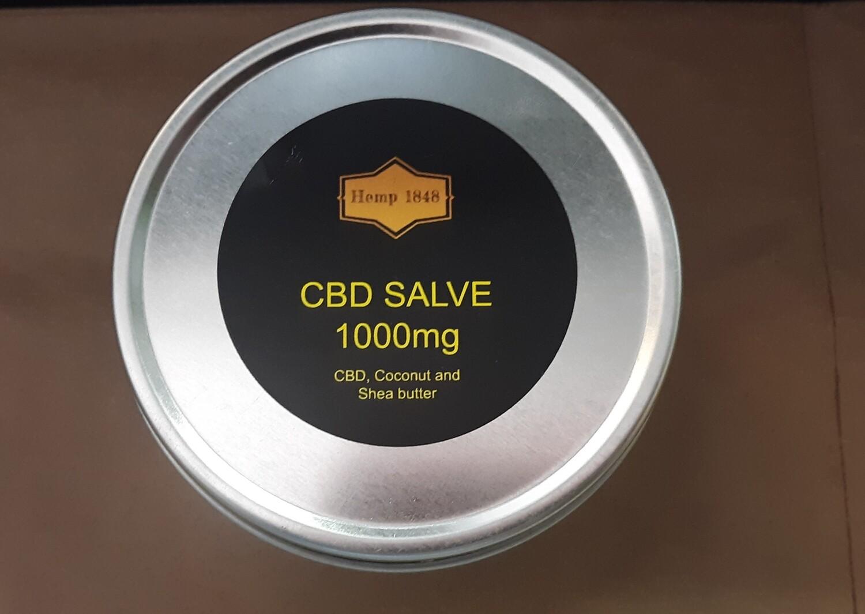 HEMP1848 8 oz CBD 1000 SALVE