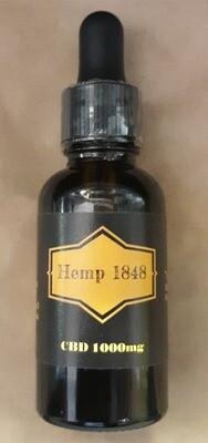 Hemp 1848 1000mg CBD Oil