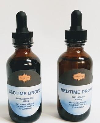 Bedtime drops: Sleep Aide (Full Spectrum)