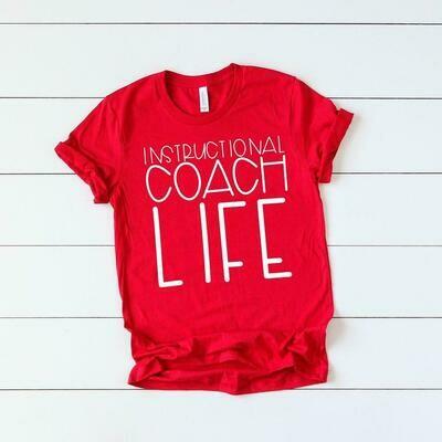 Instructional Coach LIFE - Various Colors