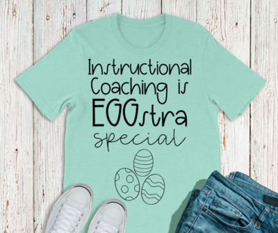 Instructional Coaching to EGGstra Special