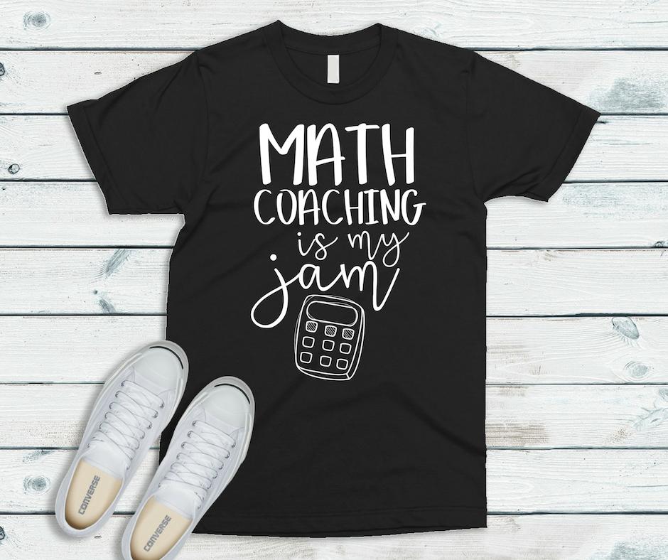Math Coaching is my JAM