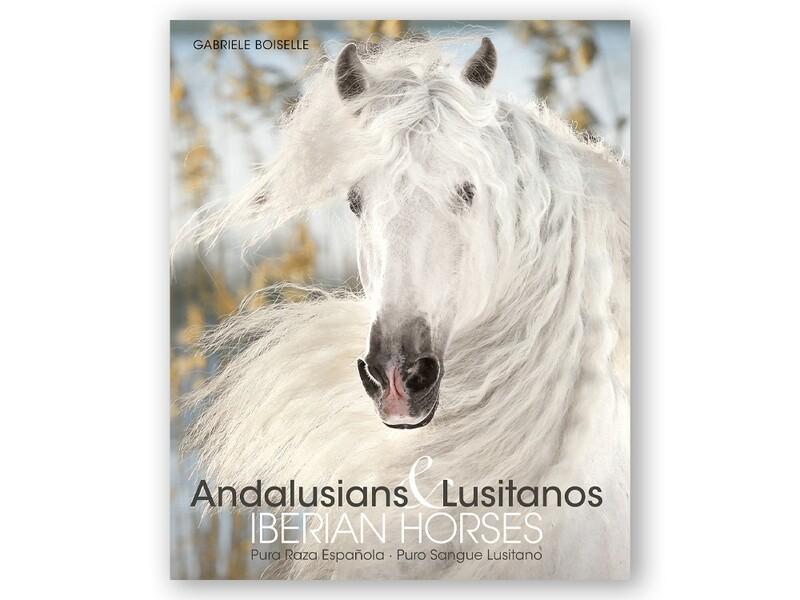 Buch: Iberische Pferde – Andalusier & Lusitanos