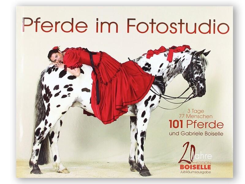 Buch: Pferde im Fotostudio