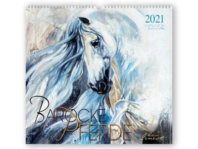 Kalender Barocke Pferde