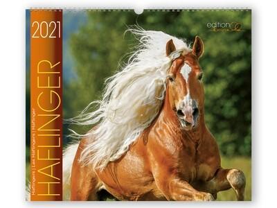 Kalender Haflinger 2021