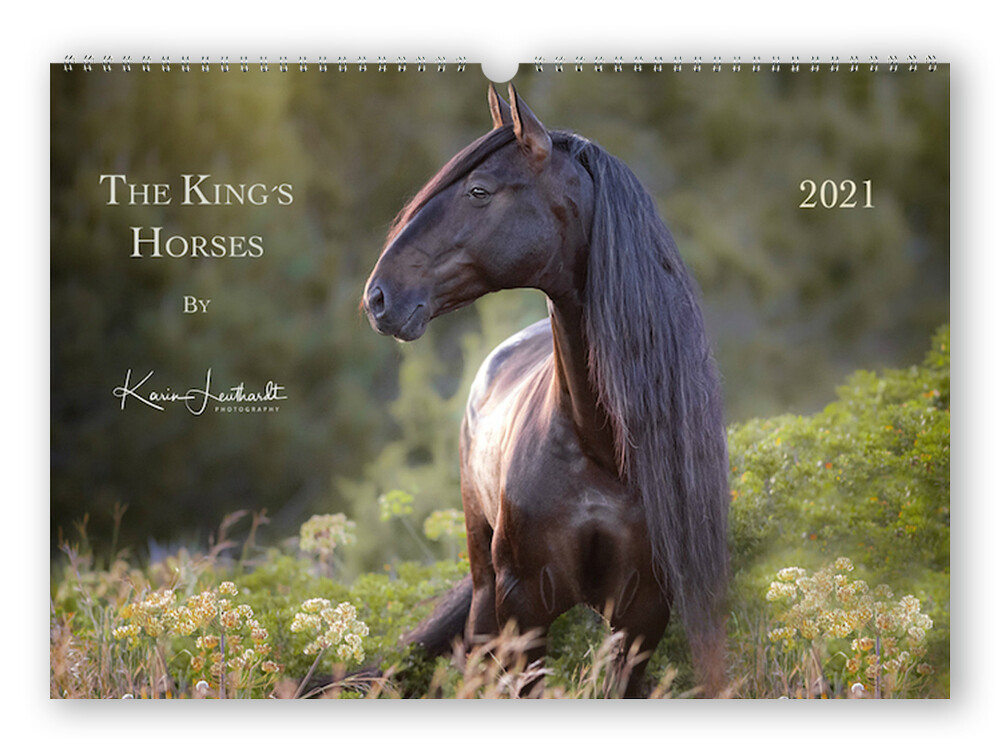 Kalender The King´s Horses 2021