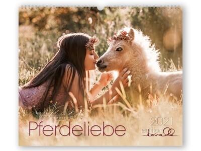 Kalender Pferdeliebe 2021