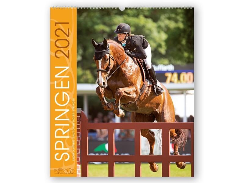 Sportkalender Springen 2021