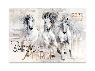 Kalender Barocke Pferde 2022