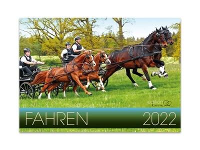 Kalender Fahren 2022