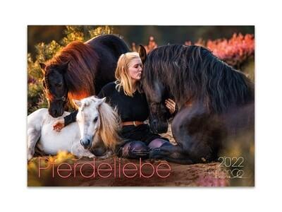 Kalender Pferdeliebe 2022