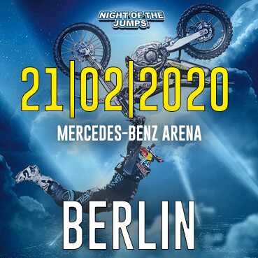 Ticket Berlin 21.02.2020