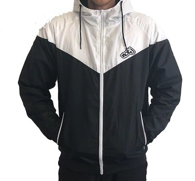 NOTJ-Windbreaker black/white