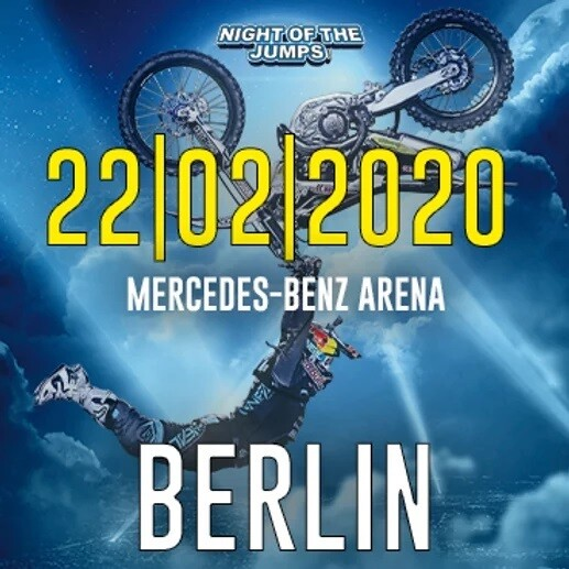 Ticket Berlin 22.02.2020