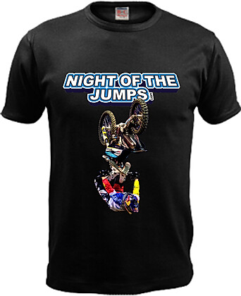 T-Shirt Rider 2017