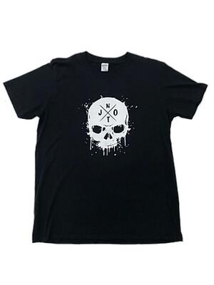 T-Shirt NOTJ-Live to ride black