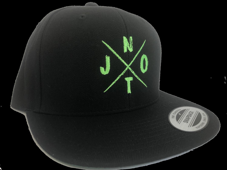 NOTJ Snapback | green