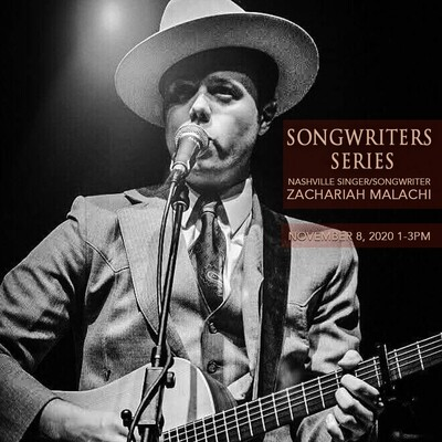 Songwriters Workshop with Zachariah Malachi